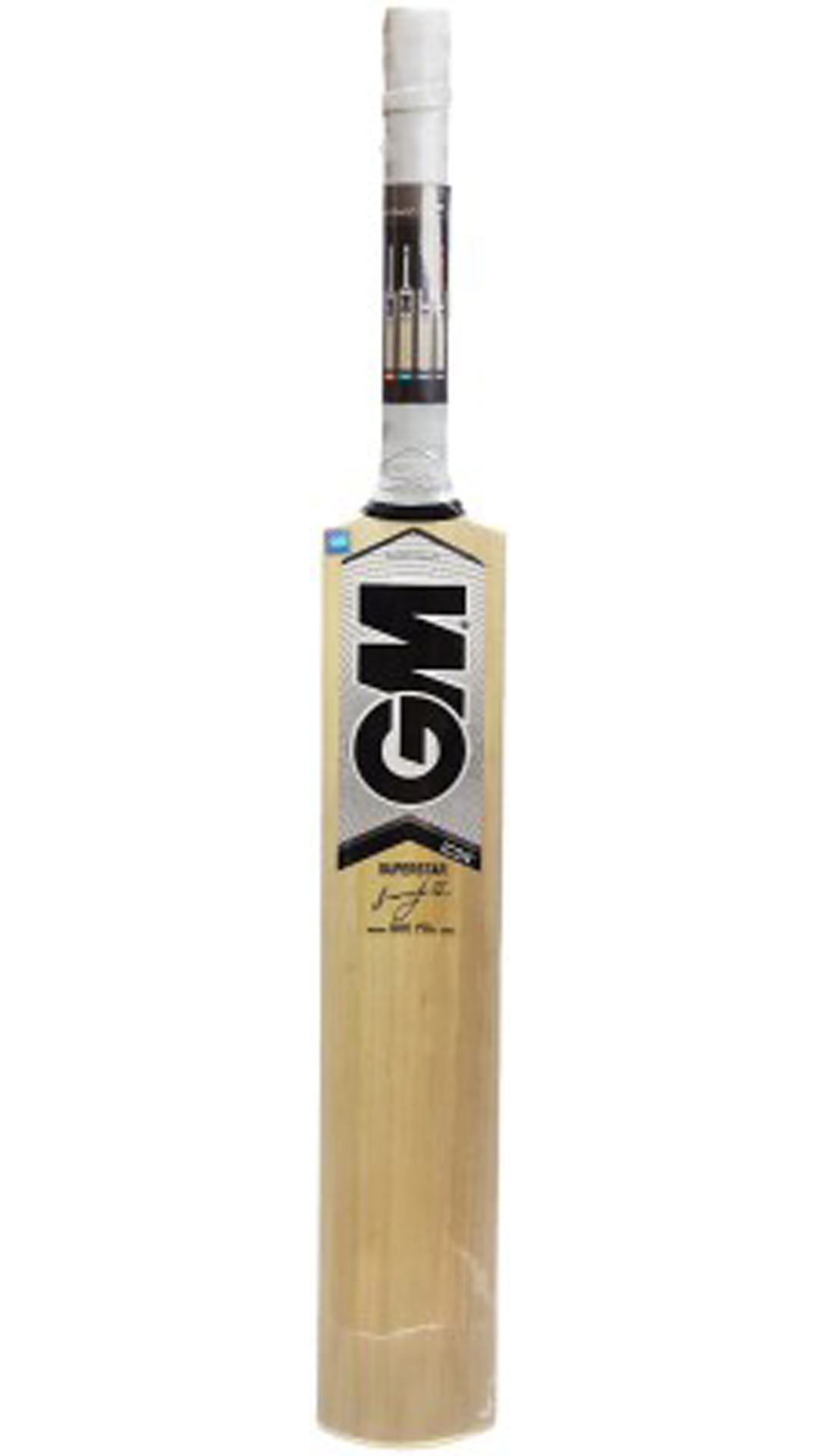 GM ICON F2 Super Star Kashmir Willow Cricket Bat (Size-SH)