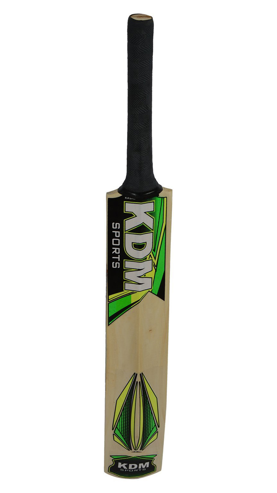 KDM EW RR cricket Bat-Green