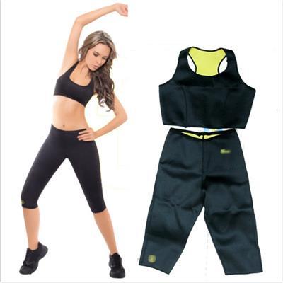 Klink Hot Shapers set Sports Slimming Bodysuit Shaper Pants +...