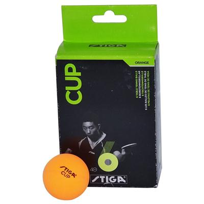 STIGA CUP TABLE TENNIS BALLS