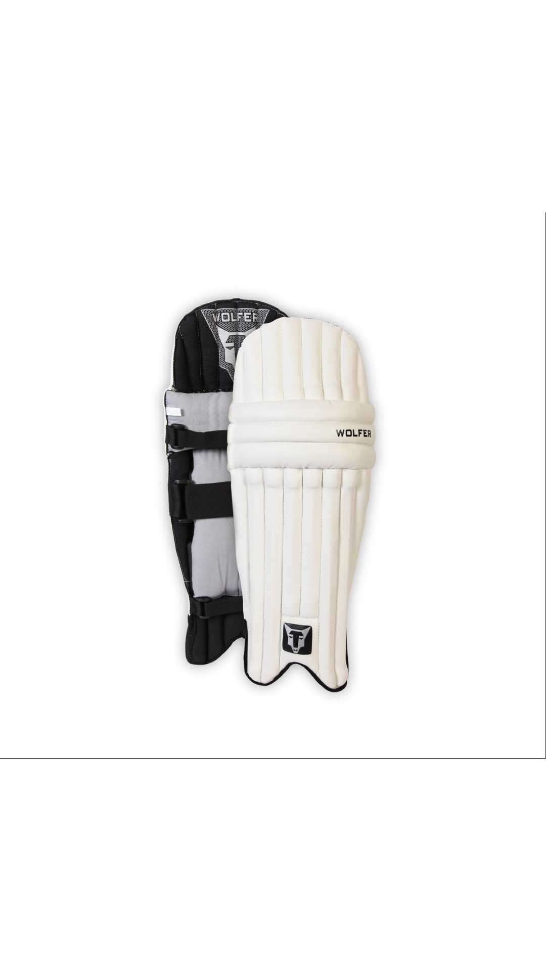 Wolfer Youth Batting Leg Guards
