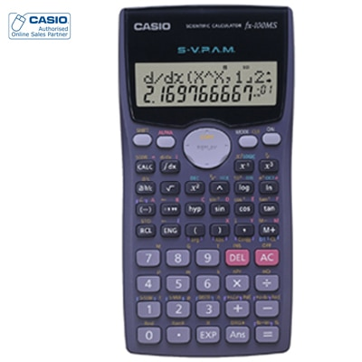 Casio FX100MS Scientific Calculator