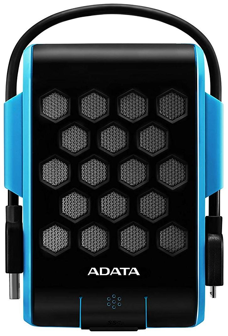 ADATA AHD720-2TU3-CBL 2 TB External Hard Disks (Blue)