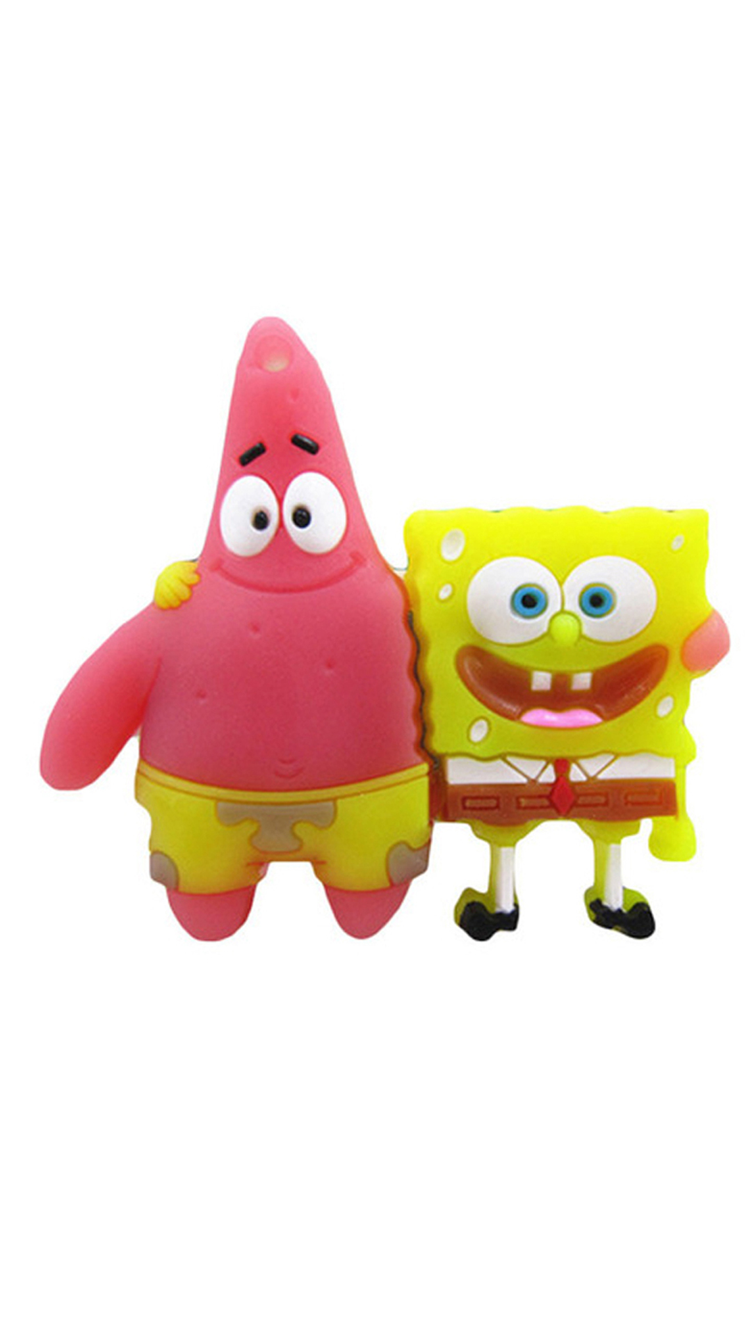 CHINMAYI Spongebob USB 2.0 16 GB Designer Pen Drive (Multicolor)