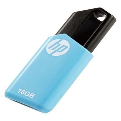 HP V150W USB 2.0 16 GB Utility Pen Drive (Blue)