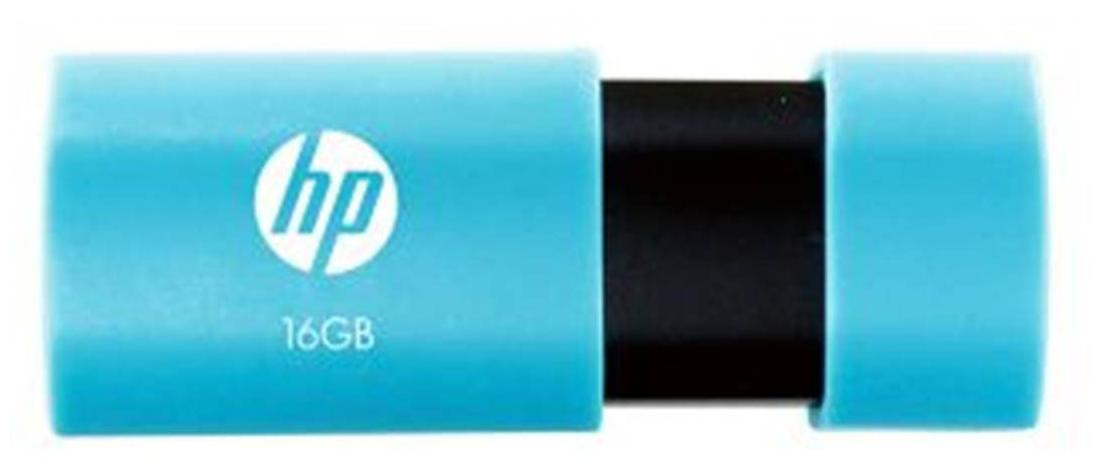 HP V152W USB 2.0 16 GB Utility Pendrive (Blue)
