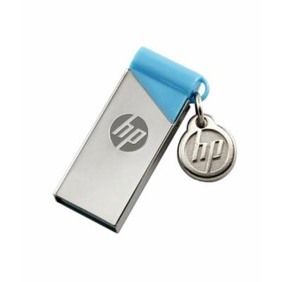 HP v215b 16 GB Pen Drive (Silver)
