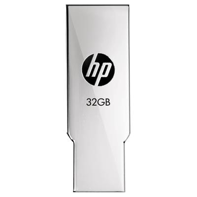 HP V237W 32GB USB 2.0 32 GB Utility Pen Drive (Silver)