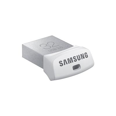 Samsung Fit USB 3.0 32 GB Utility Pen Drive (White)
