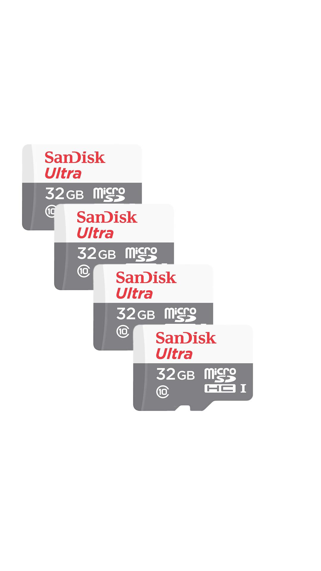 SanDisk Ultra 32 GB Ultra SDHC Class 10 30 MB/s  Memory Card