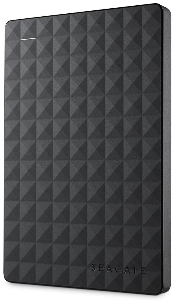 Seagate Expansion 1 TB USB 3.0 Portable External Hard Drive (Black)