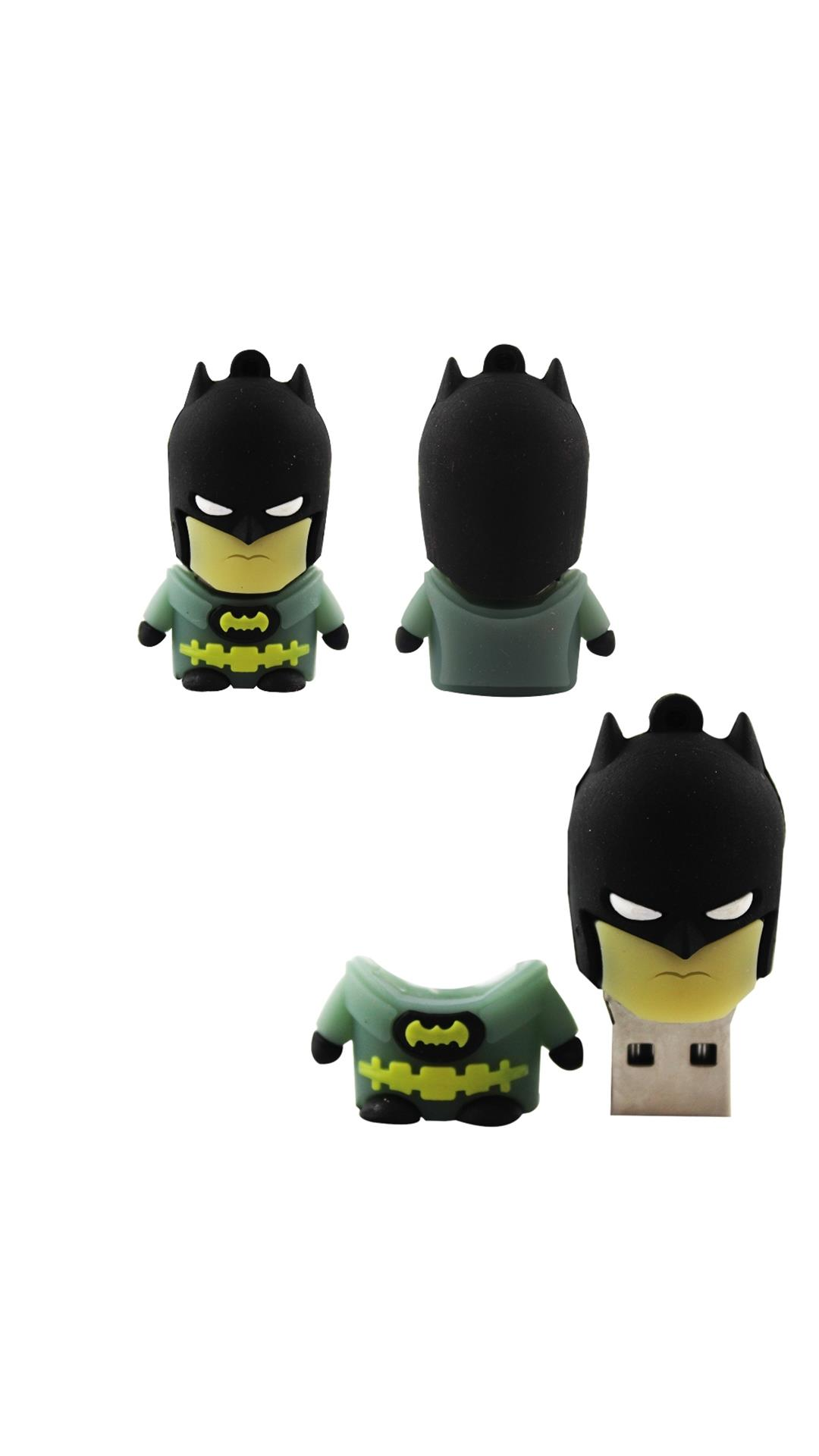 Shopizone Batman USB 2.0 32 GB Designer Pen Drive