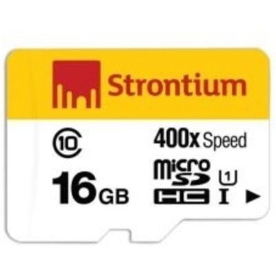 Strontium 400X 16 GB UHS-I Class 10 Memory Card