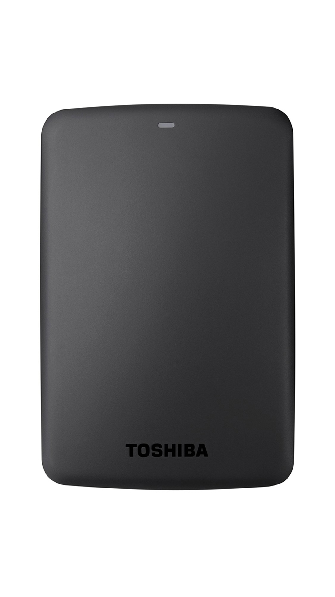 Toshiba Canvio Basics (HDTB320EK3CA) 2 TB Portable External Hard Drive (Black)