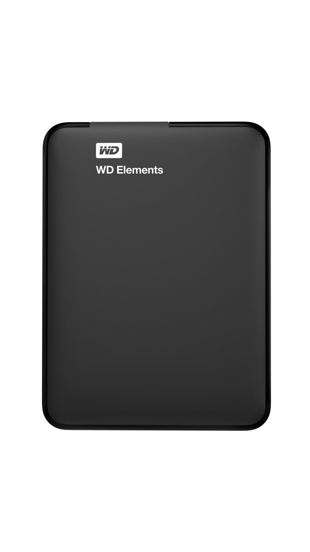 WD Elements (WDBUZG5000ABK) 500 GB Portable External Hard Drive (Black)