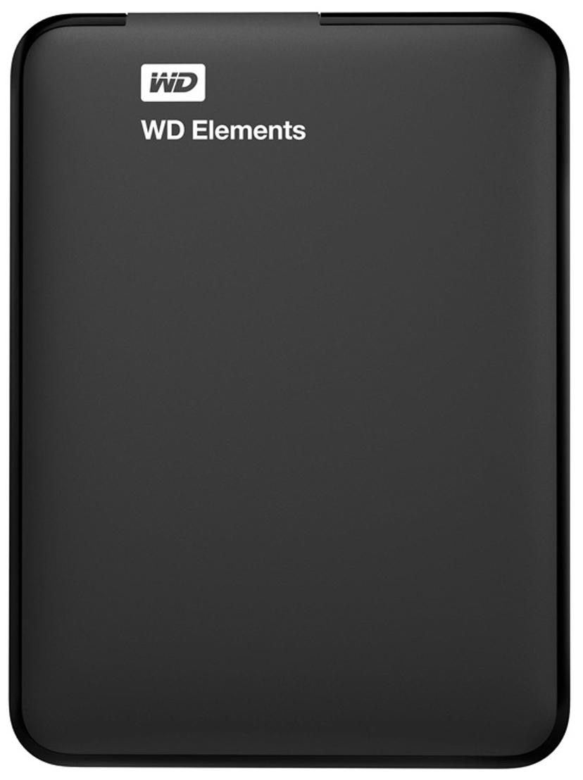WD Elements (WDBU6Y0020BBK) 2 TB Portable External Hard Drive (Black)
