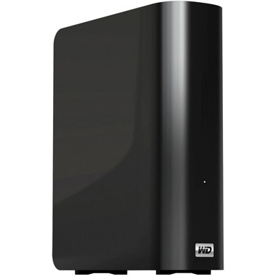 WD My Book Essential (WDBACW0030HBK) 3 TB Desktop External Hard Drive (Black)