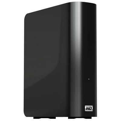 WD My Book (WDBACW0040HBK-NESN) 4 TB External Hard Disk (Black)