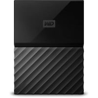 WD My Passport WDBYFT0020BBK 2 TB Portable External Hard Drive (Black)