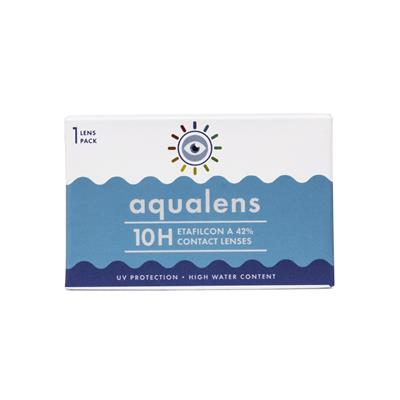 Aqualens 10H CMPLX90020696 Monthly Disposable Contact Lens (Pack of 1)