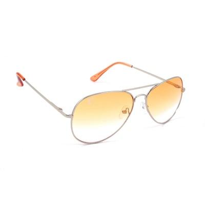 Silver Aviator Glasses 2017