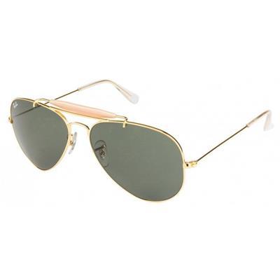 Ray-Ban Orb3129 W0226 Size 58 Medium Aviators Sunglasses
