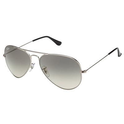 Ray-Ban Orb3025 003/32 Size 58 Medium Aviators Sunglasses