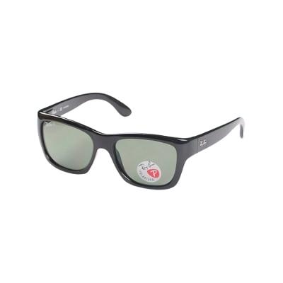 Ray-Ban Rb4194 601/9a Size 53 Green Wayfarer Sunglass