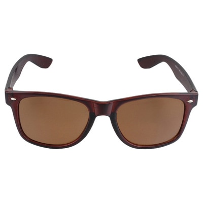 Rocky Hill  Classic Brown Wayfarer Sunglass (UV PROTECTED)