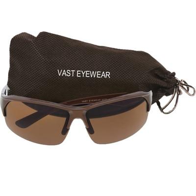 Vast Premium Quality Stylish Look Driving Mens Wrap Around sumglasses