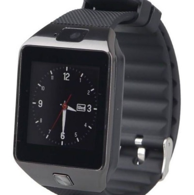 ADVIL DZ09 Smart Watch Phone With Bluetooth Camera And Sim Card Support