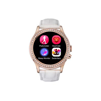 Bingo C2 WHITE Bluetooth Notification Smartwatch With Removable Strap Smartwatch
