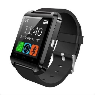 Bluetooth smart watch Compatible with IOS and Android