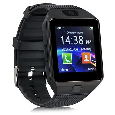 Crystal Digital CD001 Bluetooth Black Smart Watch Phone For IPhone Android Sim Card Paytm Mall Rs. 1165