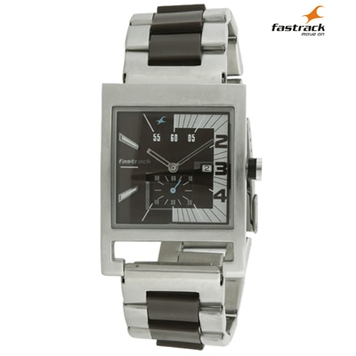 Fastrack 1478Sm02 Men Analog Watch