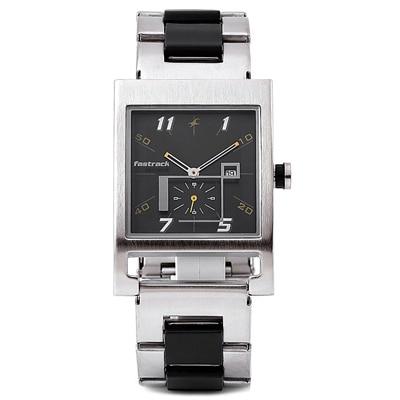 Fastrack 1478Sm01 Men Analog Watch