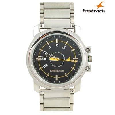 Fastrack 3039Sm02 Men Analog Watch