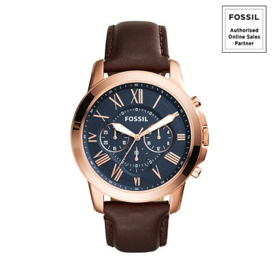 Fossil Fs5068 Men Analog Watch