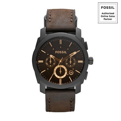 Fossil Fs4656 Men Chronograph Watch