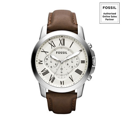 Fossil Fs4735 Men Analog Watch