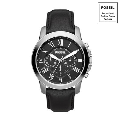 Fossil Fs4812 Men Chronograph Watch