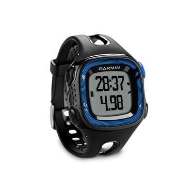 Garmin Forerunner 15 Blue And Black Watch