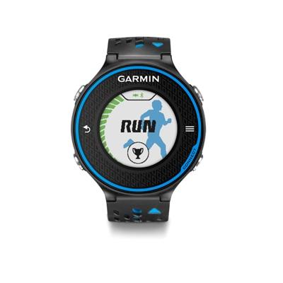 Garmin Forerunner 620 Blue & Black Watch With HRM