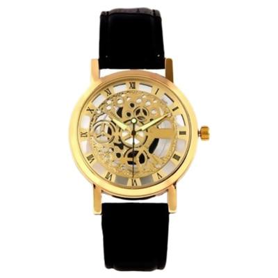 Hari Krishna Sarees N22 Brown Analog Watch