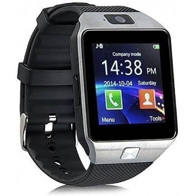 Ibw Digital Silver Bluetooth 4.0 Smart Watch