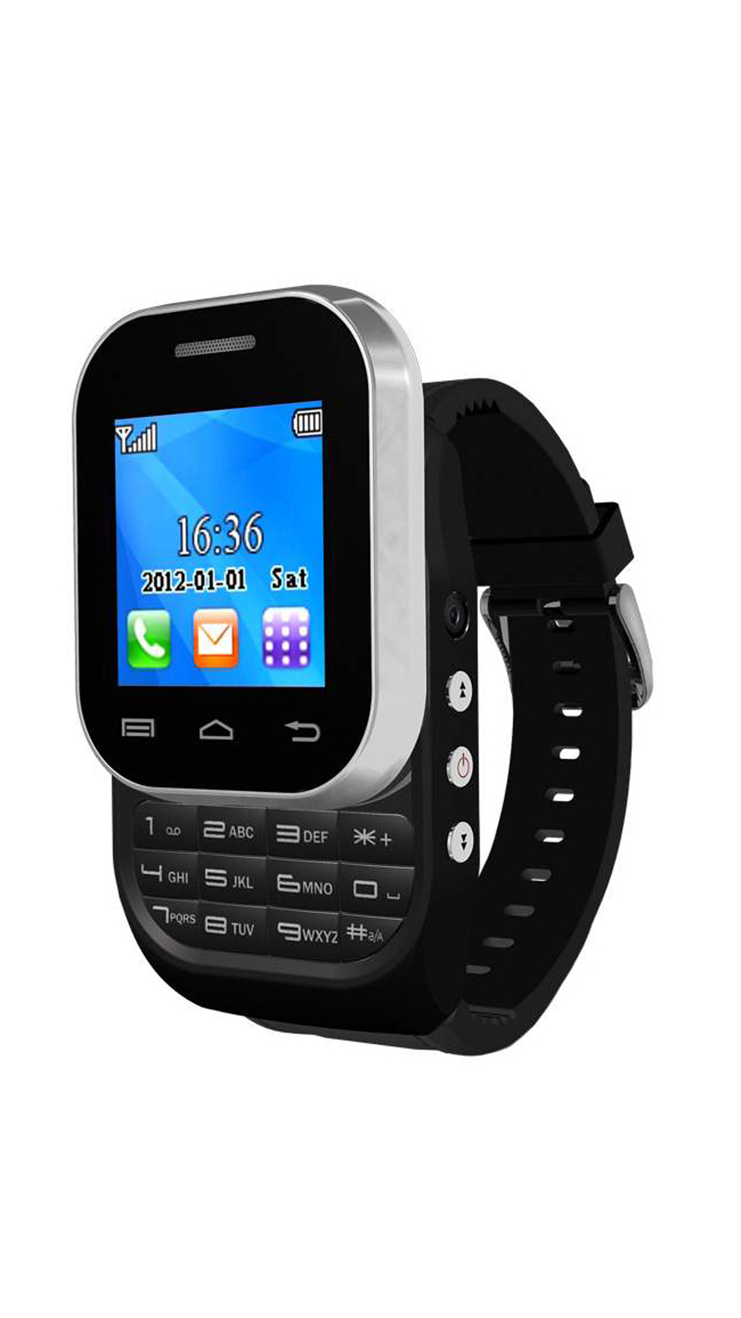 KenXinda Digital Wrist Mobile Watch Gsm Phone Touch