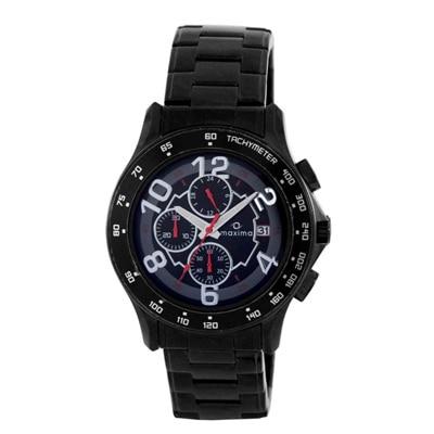 Maxima Attivo Collection 32531Cmgb Men Chronograph Watch