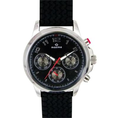 Maxima Attivo Collection 27553Pmgi Men Chronograph Watch