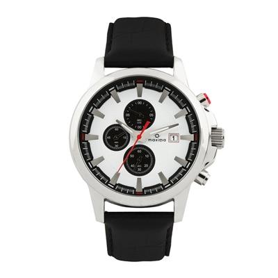Maxima Attivo Collection 27712Lmgi Men Chronograph Watch