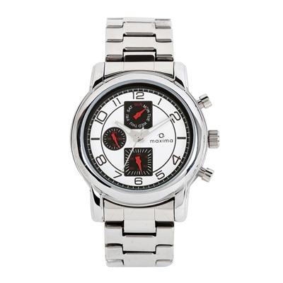 Maxima Attivo Collection 26830Cmgi Men Chronograph Watch